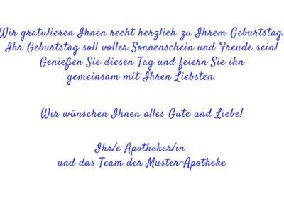 Text Geburtstagskarten GT12