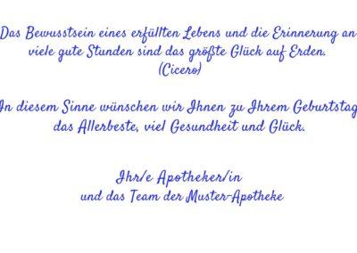 Text Geburtstagskarten GT2