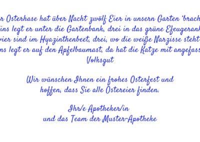 Text Osterkarten OT4