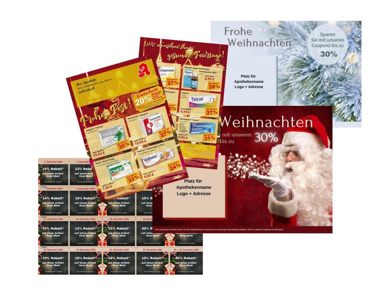 Weihnachtsaktionen Beispiele